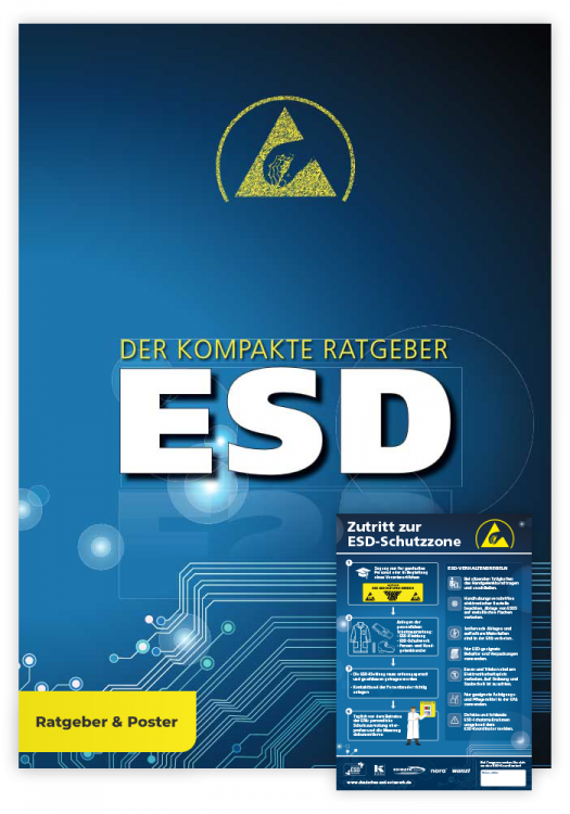 esd ratgeber poster